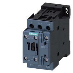 3RT2026-1BB40 kontaktor 24VDC 11kW