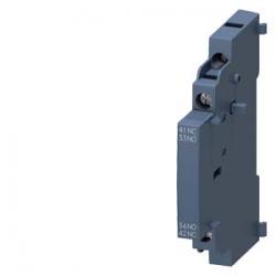 3RV2901-1A  segédérintkezõ 1NO/1NC oldalsó
