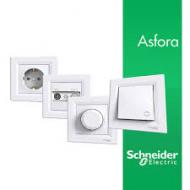 ASFORA 3-as keret, függõleges, fehér