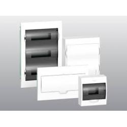 Easy9 falonkívüli 12 modulos elosztó füstsz.ajtóval