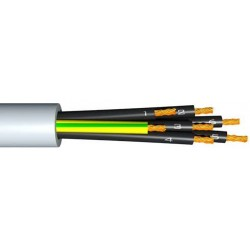 YSLY-JZ 3x0.75 kábel