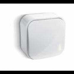 Forix 106 kapcsoló fehér IP 44