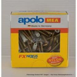 Apolo FX 6X30 tipli+csavar