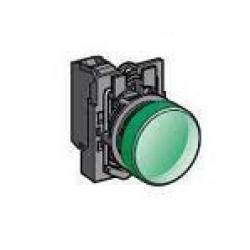XB5 AVB3 LED-es jelzõlámpa, zöld, 24V
