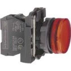 XB5 AVB4 LED-es jelzõlámpa, piros, 24V
