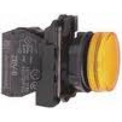 XB5 AVB5 LED-es jelzõlámpa, sárga, 24V